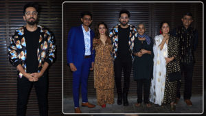 badhaai ho success bash
