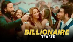 Honey Singh's new track 'Billionaire' from 'Baazaar' to be unveiled tomorrow