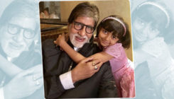 Amitabh Bachchan shares the happiest moment of his life, view pic