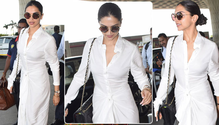 OOTD: Deepika's latest airport look is perfect for an outing with friends