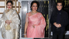 Hema Malini's birthday bash: Jeetendra, Rekha and others wish the dream girl