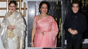 hema malini birthday bash pics