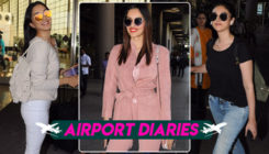 In Pics: Aditi Rao Hydari, Manushi, Kiara Advani and others spotted at the airport