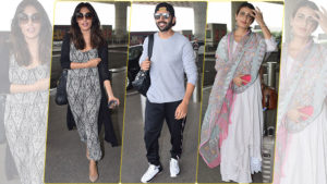 Airport Spotting: Kartik Aaryan, Fatima Sana Shaikh step out in style