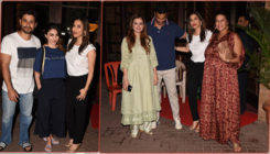 In pics: Neha-Angad, Soha-Kunal and others attend Sophie Choudry's house party