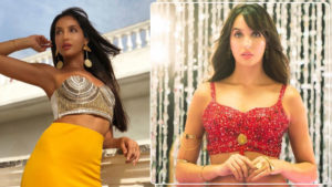 nora fatehi first look