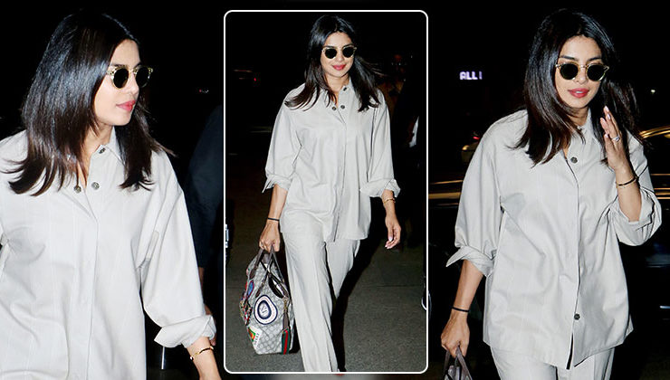OOTD: Priyanka Chopra sets the bar high with her corporate look
