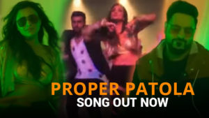 'Proper Patola': Arjun Kapoor and Parineeti Chopra are here with a perfect party anthem