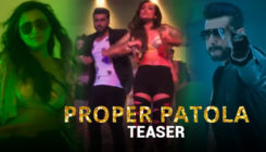 'Proper Patola' teaser: Get ready for Arjun Kapoor and Parineeti's new party anthem