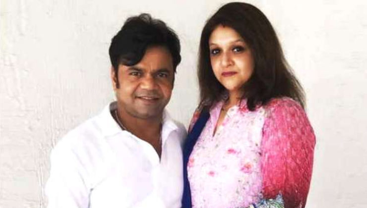 Rajpal Yadav and wife blessed with a baby girl