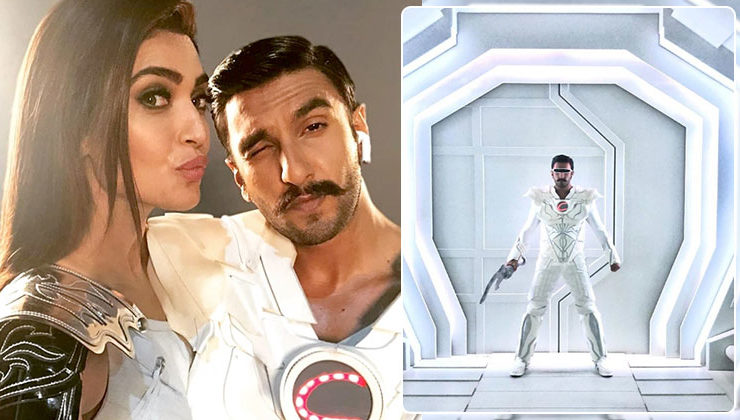 Watch: Ranveer Singh's latest quirky ad will leave you in splits