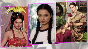 Rekha Birthday Special: The quintessential diva's journey from a nobody to a ruling queen