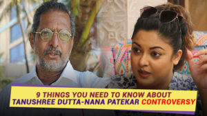9 things you need to know about Tanushree Dutta-Nana Patekar controversy