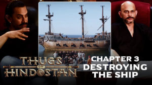 'Thugs Of Hindostan': How the mammoth ships were destroyed in Malta