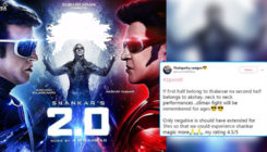 '2.0': Twitterati goes berserk after watching Rajinikanth and Akshay starrer; says 'Equal to Hollywood'