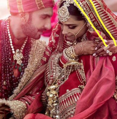 DeepVeer Wedding: Designer Sabyasachi had a special way of wishing the bride and it was through her outfit