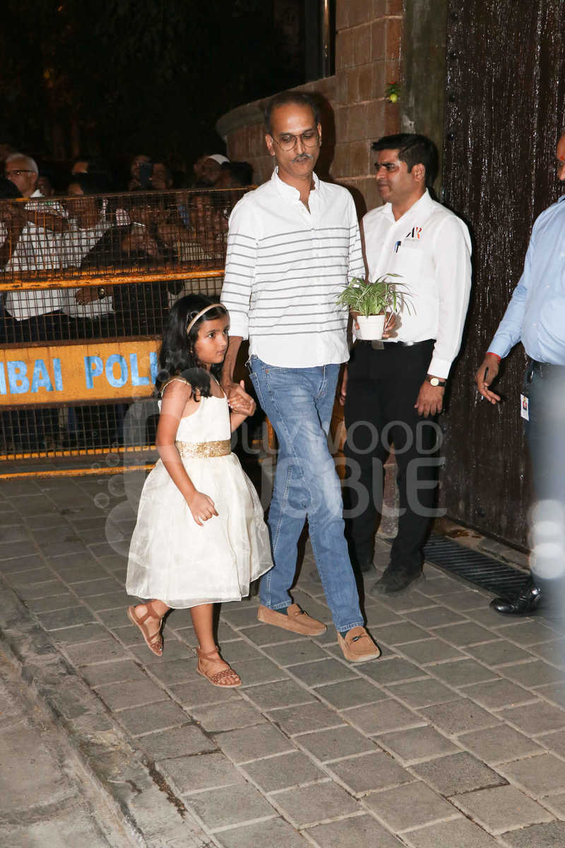 Rohan Sippy with Inaya
