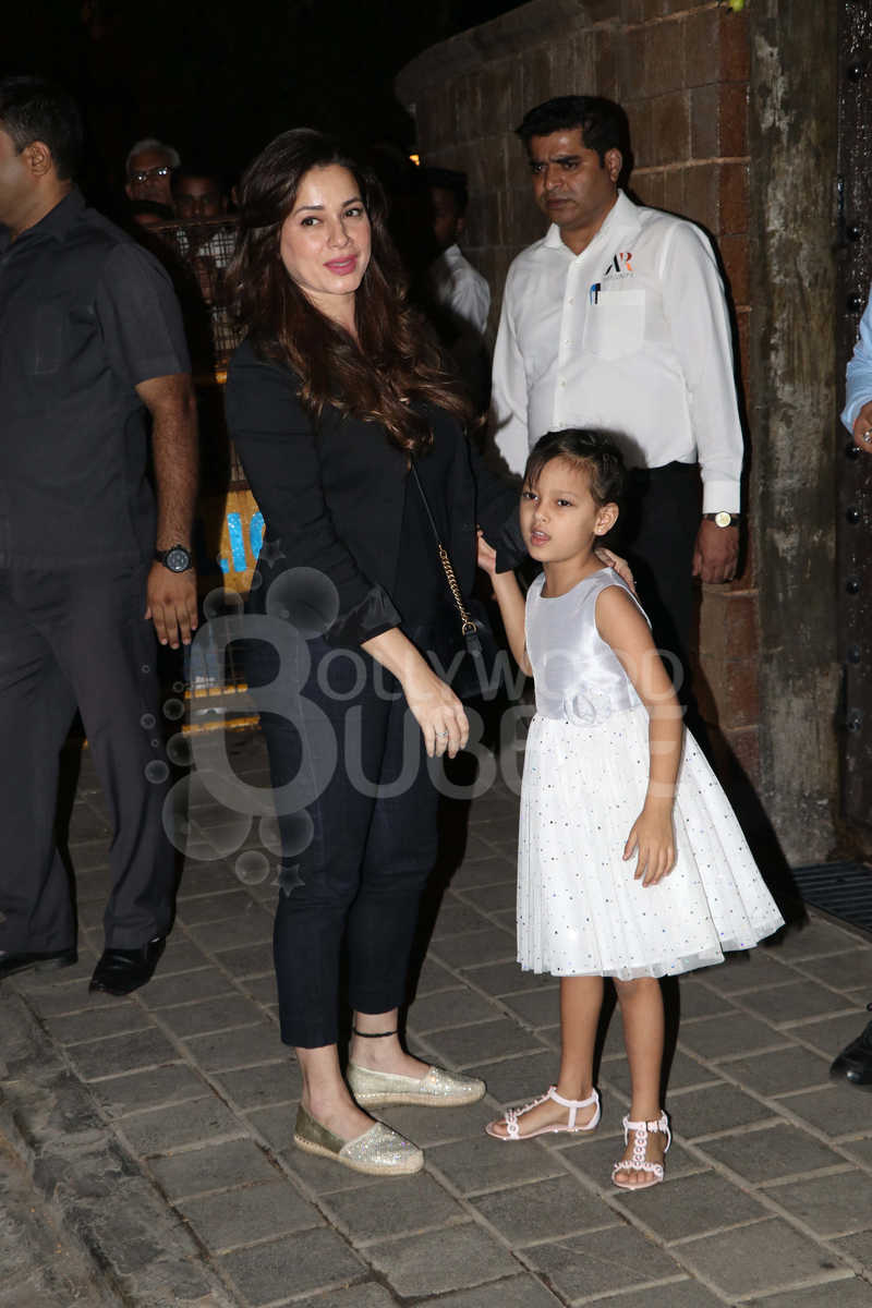Neelam Kothari and daughter Ahana Soni