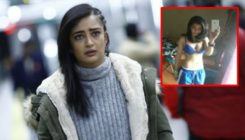 Shruti Haasan's sister, Akshara's private pictures have gone viral on the internet