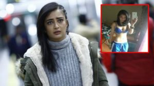 Shruti Haasan's sister Akshara Private Pictures Leaked