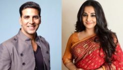 Akshay Kumar and Vidya Balan start shooting for 'Mission Mangal', view pics