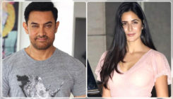 Aamir Khan thinks his 'Thugs of Hindostan' co-star Katrina Kaif is an Alien!
