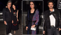 In Pics: Shakti Kapoor, Shraddha and Anil Kapoor attend Padmini Kolhapure's birthday bash