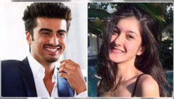 Arjun Kapoor wishes cousin Shanaya on her birthday by sharing their cutest throwback picture