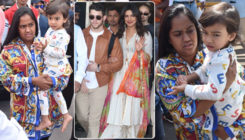 In Pics: Arpita Khan and Ahil Sharma land in Jodhpur for NickYanka's wedding