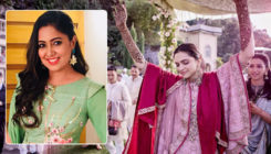 We know which song Deepika was dancing to at her Mehendi ceremony