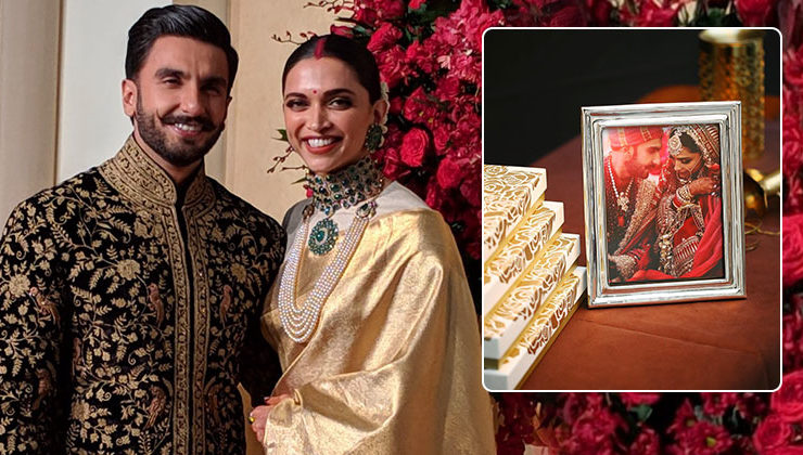 In Pics: THIS is what Deepika and Ranveer gave their guests as wedding return gifts