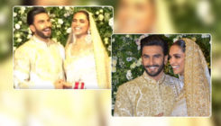 Watch Ranveer Singh's million dollar smile, when shutterbugs call Deepika 'Bhabhiji'