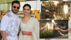 See Pics: Deepika's Bengaluru residence is decked up ahead of her reception with Ranveer