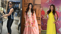 Kareena Kapoor, Warina Hussain, Urmila and others snapped in and around the city