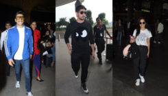 In Pics: Ranveer Singh, Sidharth Malhotra and others spotted at the airport