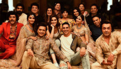 It's a wrap for Akshay Kumar and his 'Housefull 4' team