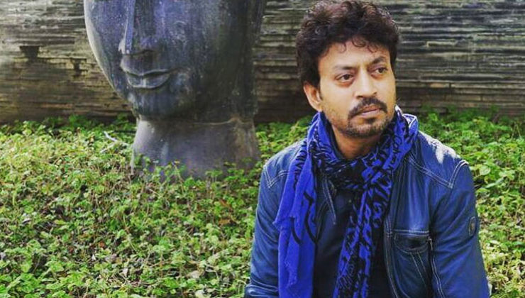 Did Irrfan Khan come to India and perform havan in Trimbakeshwar temple?