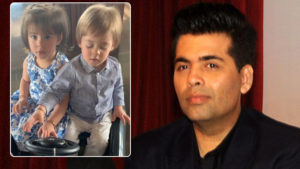 Karan Johar Yash Roohi video