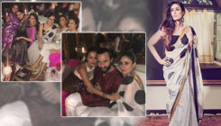 Kareena Kapoor opts for a Masaba Gupta saree to celebrate Diwali with Saif and friends