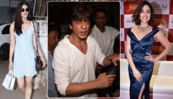 In Pics: Kriti Sanon, Shah Rukh Khan, Yami and other celebs were spotted in town
