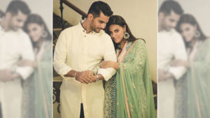 Neha Dhupia and Angad Bedi finally reveal the name of their daughter