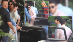NickYanka Wedding: The wedding celebrations have begun for Priyanka and Nick