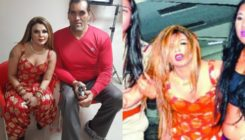 Rakhi Sawant challenges CWE wrestler to bout; lands up in hospital