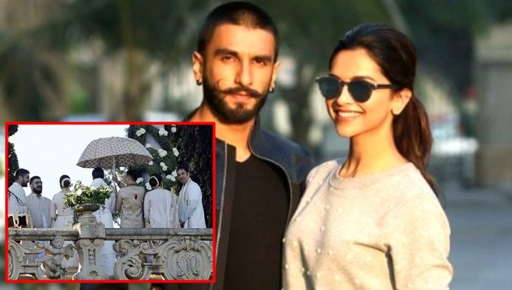 Latest Pictures: DeepVeer's Italy wedding was a grand affair