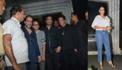 In Pics: Aanand L Rai, Swara Bhasker and others at Shah Rukh's birthday bash