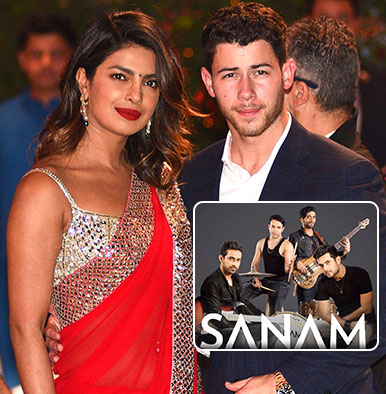 NickYanka Wedding: Sanam band to perform at the couple's cocktail party