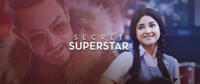 'Secret Superstar'