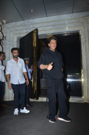 Shah Rukh Khan party