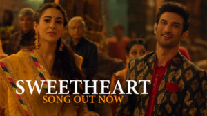 'Kedarnath': Sushant Singh is mesmerized by Sara's divine beauty in 'Sweetheart' song