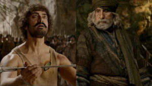 'TOH': Check out what the two legends Aamir and Big B experienced while working together